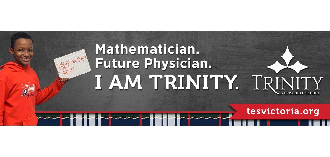 I am Trinity- George
