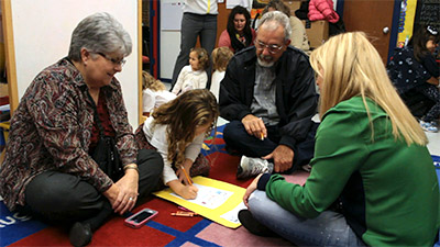 Grandparents Day is an important part of Trinity life